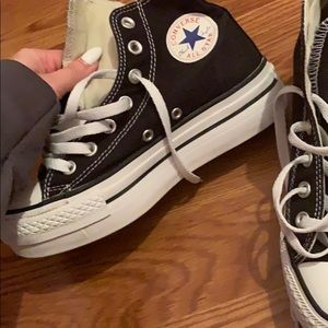 Converse Shoes - Platform Converse